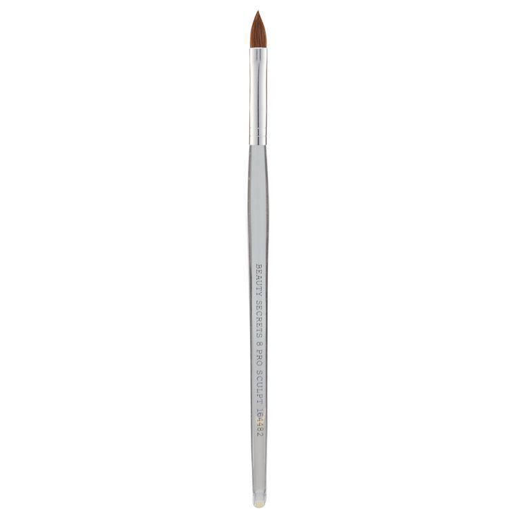 #8 Pro Sculpt Nail Brush