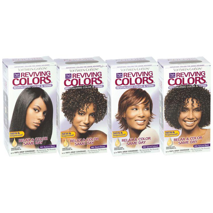 Reviving Semi Permanent Hair Color