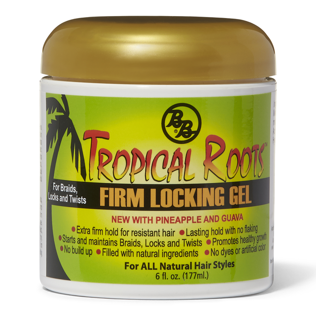 Tropical Roots Firm Locking Gel