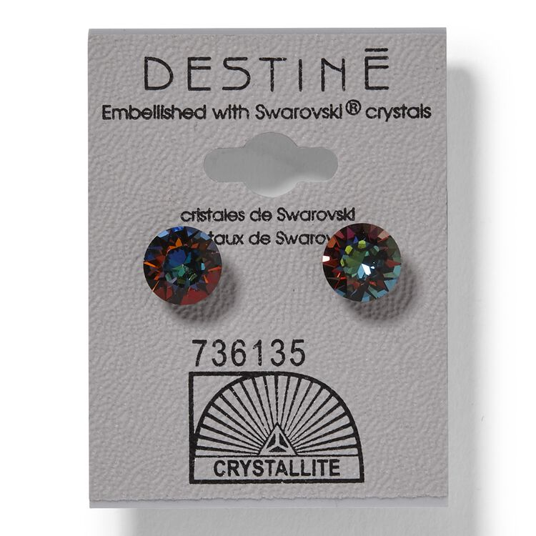 VM Diamond Earrings