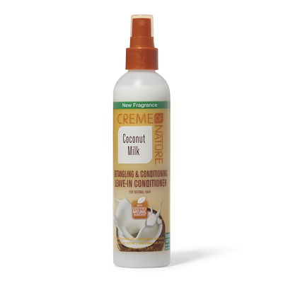 Coconut Milk Detangling Leave In Conditioner