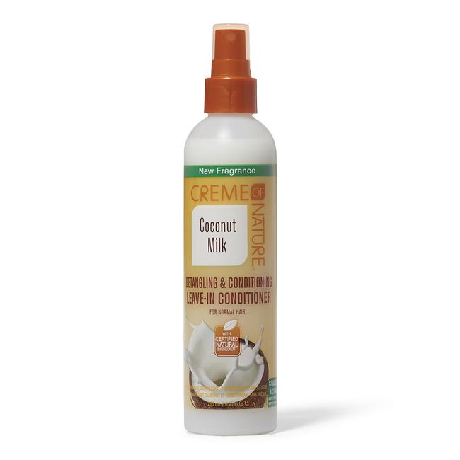Coconut Milk Detangling Leave In Conditioner