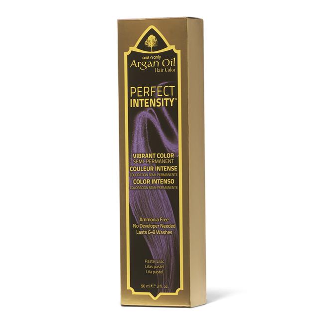 Argan Oil Pastel Lilac Semi Permanent Hair Color