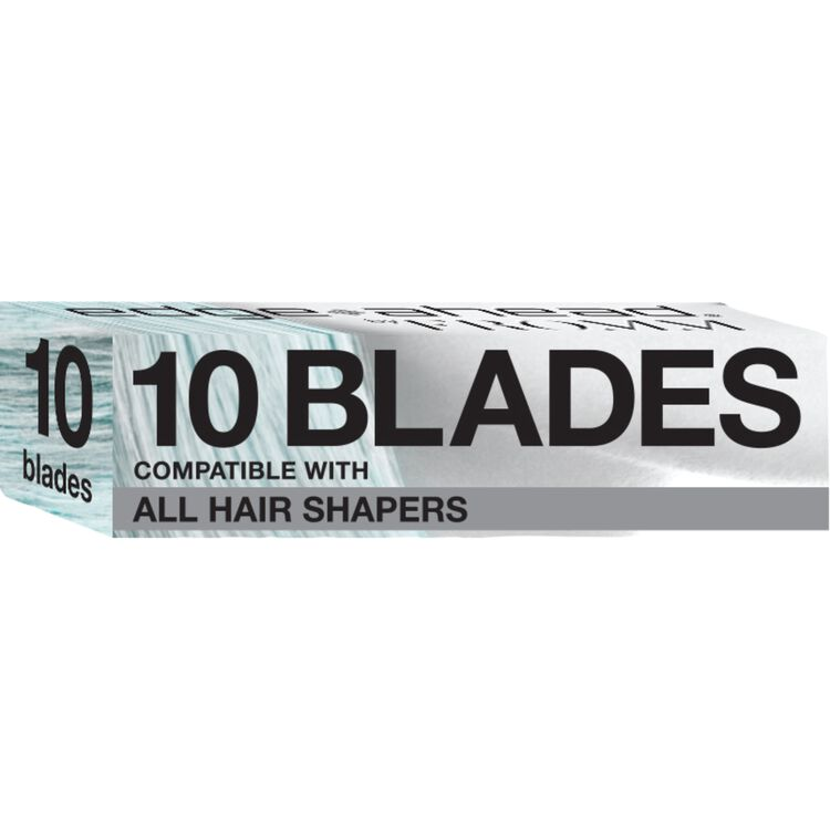 Shaper Replacement Blades