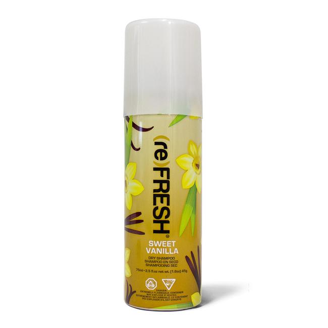 Sweet Vanilla Travel Size Dry Shampoo