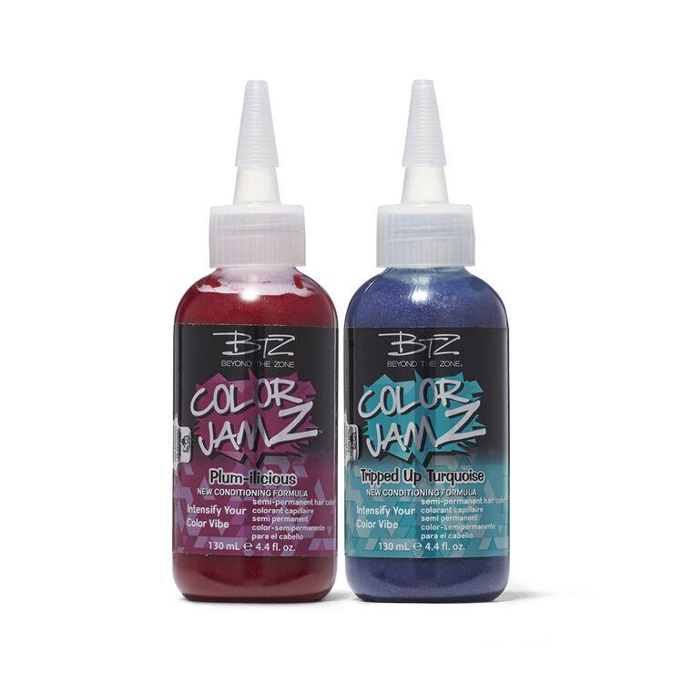 Color Jamz Semi Permanent Hair Color