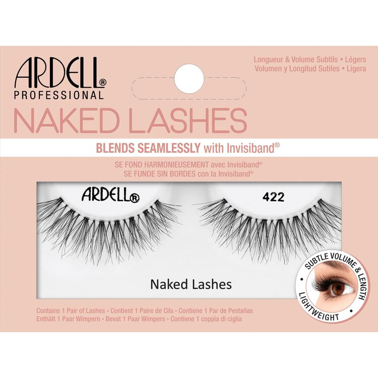 Naked 422 Lashes