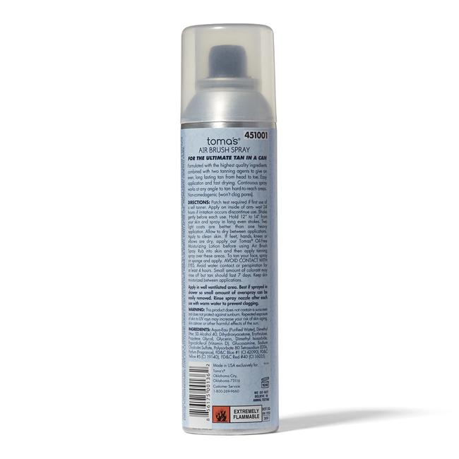 Self Tanning Airbrush Spray
