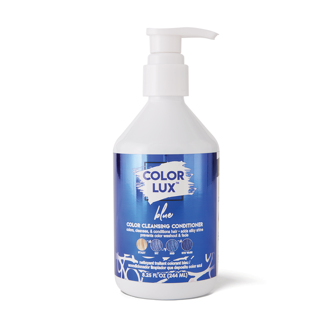 Color Cleansing Conditioner Blue