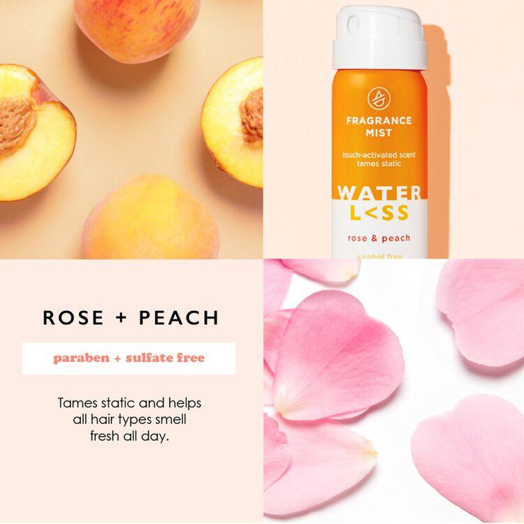 Fragrance Mist Rose & Peach
