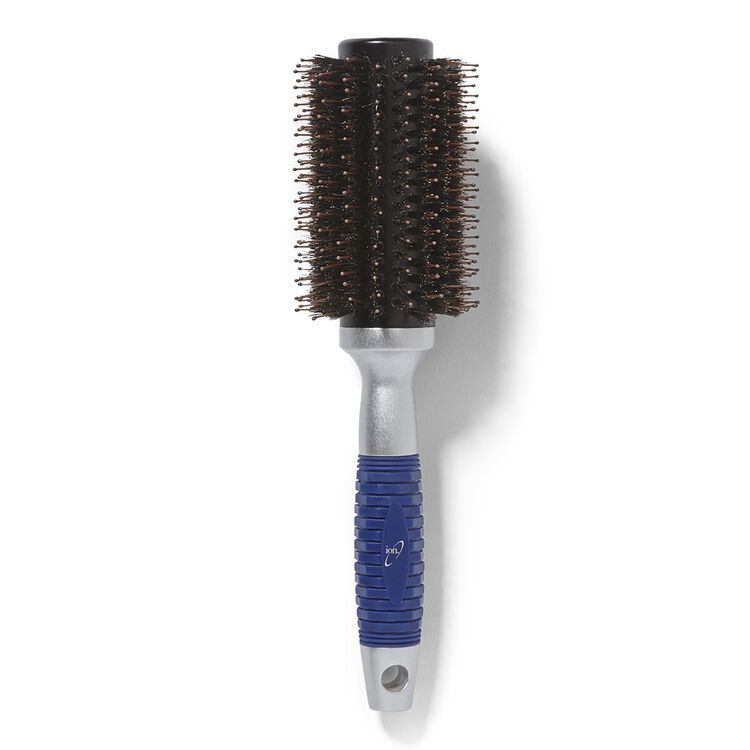 "Ceramic Round Boar Bristle Brush 2 1/2"""