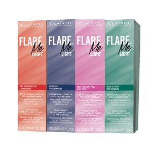 FLARE Me Light Permanent Cream Hair Color