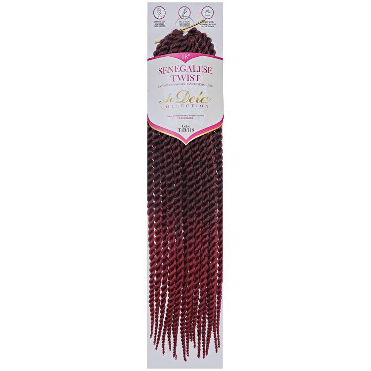 Senegalese Twist 18 Inch Braiding Hair