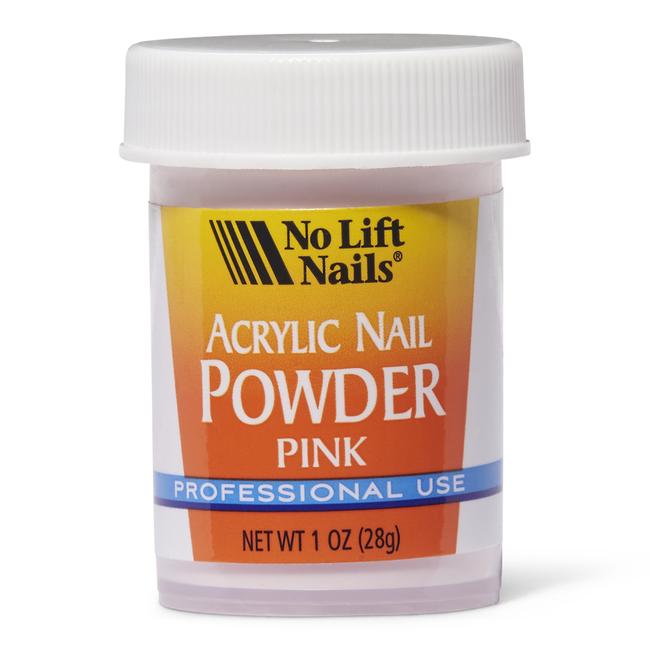 No Lift Pink Organic Polymer Powder
