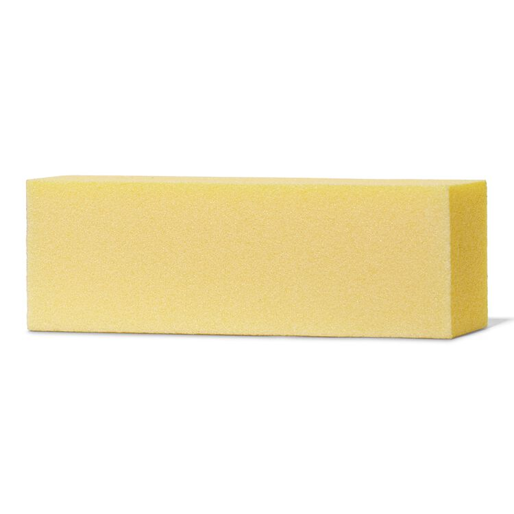 Yellow Fine Finishing Block
