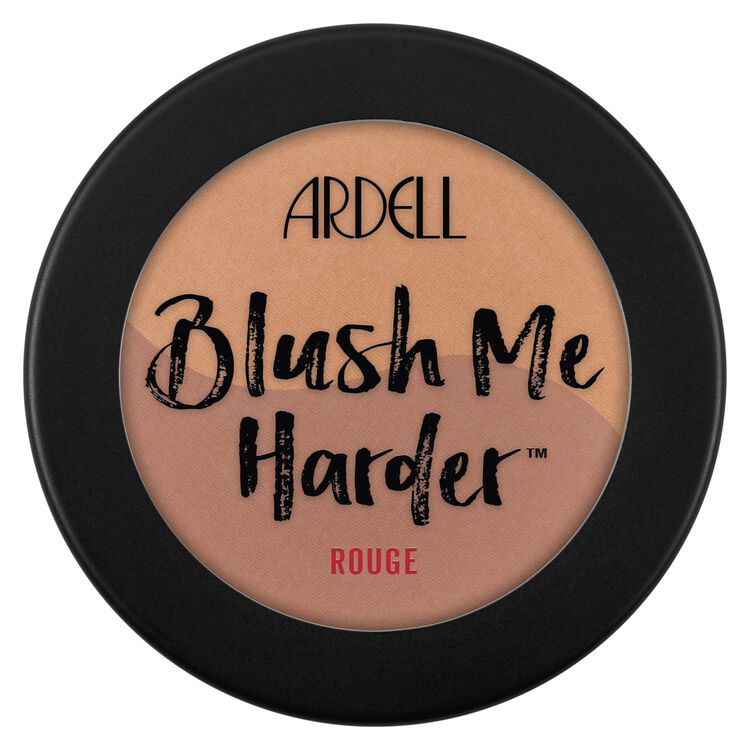Blush Me Harder Pressed Powder Blush Biggest Flirt / Route 69
