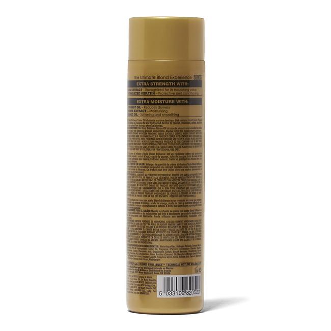 35 Volume Oil Creme Infusion Developer