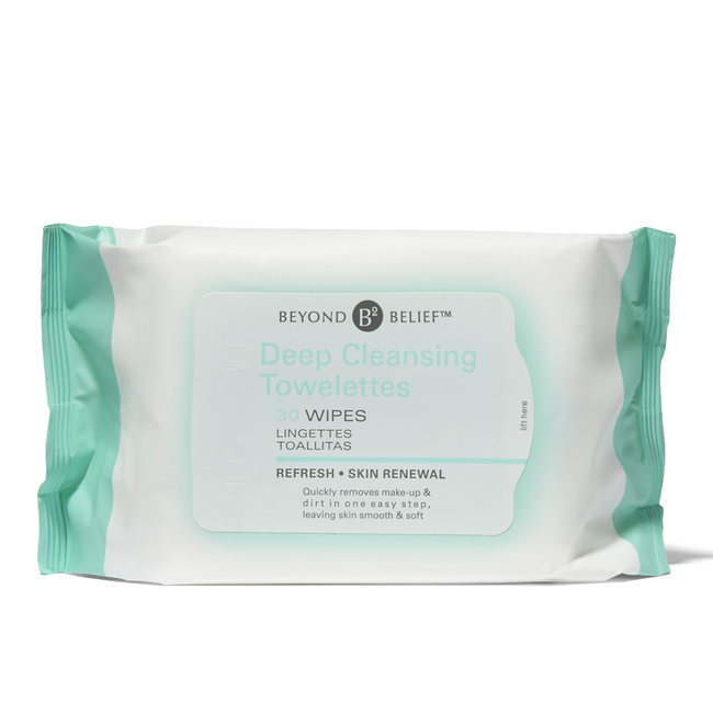 Deep Cleansing Towlettes