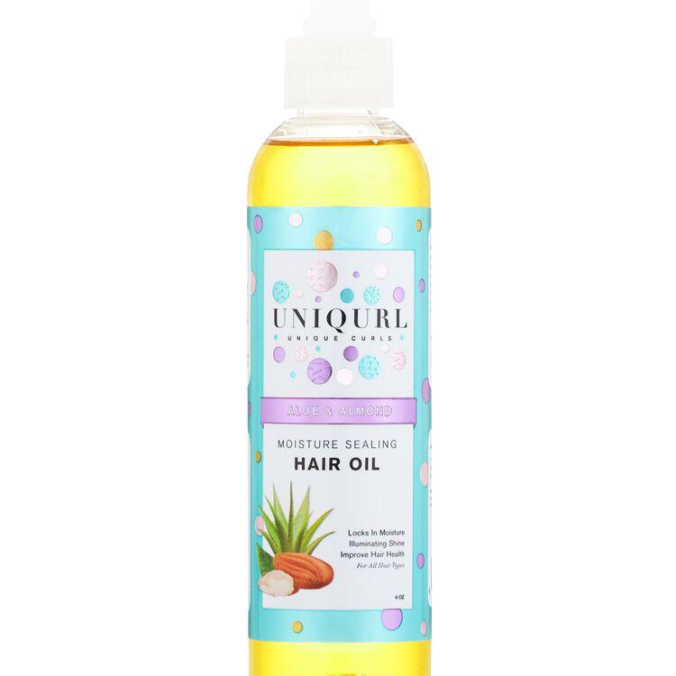 Aloe & Almond Moisture Sealing Hair Oil