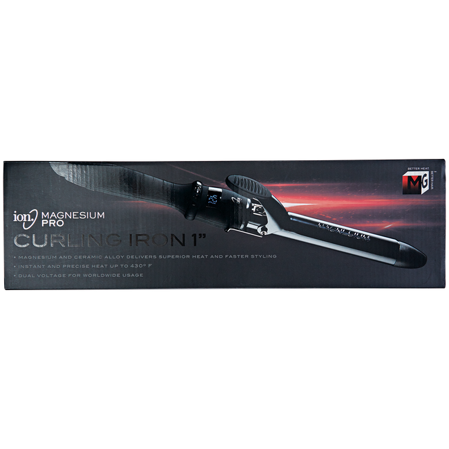Magnesium Curling Iron