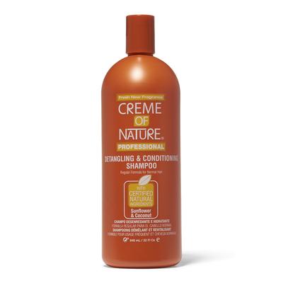 Professional Detangling & Conditioning Shampoo
