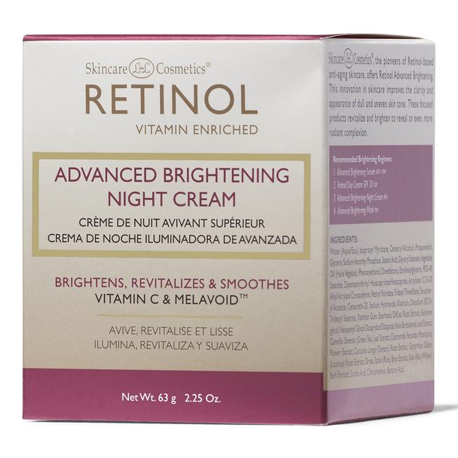 Advanced Brightening Night Cream