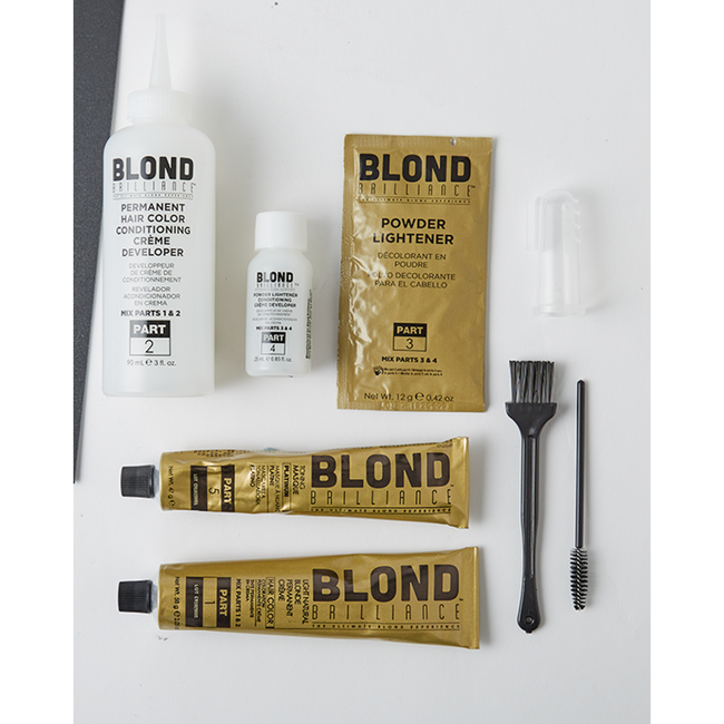 Perfect Brond Base & Highlighting Kit