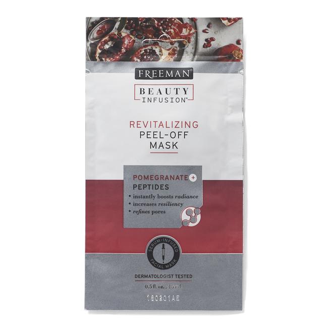 Revitalizing Pomegranate & Peptides Peel Off Mask Sachet