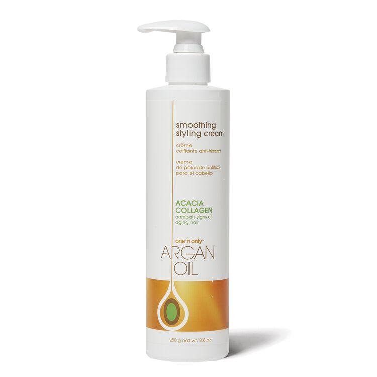 Argan Oil Smoothing Styling Cream