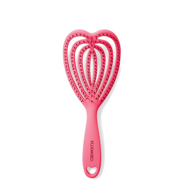 Heart-Shaped Vent Brush