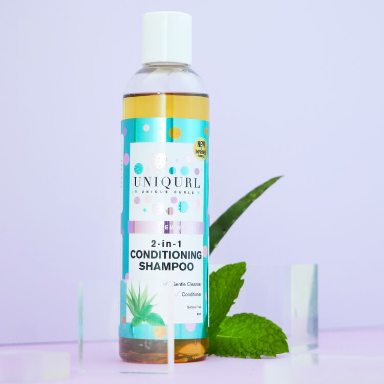 AloeMint 2-in-1 Conditioning Shampoo