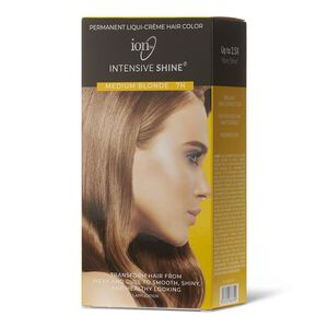 Intensive Shine Hair Color Kit Medium Blonde 7N