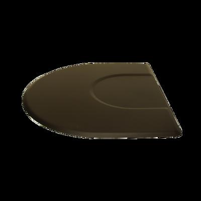 4045C 4 X 4.5 1/2 Circle Mat