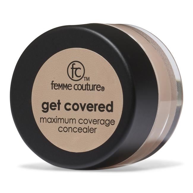 Get Covered Maximum Concealer Light