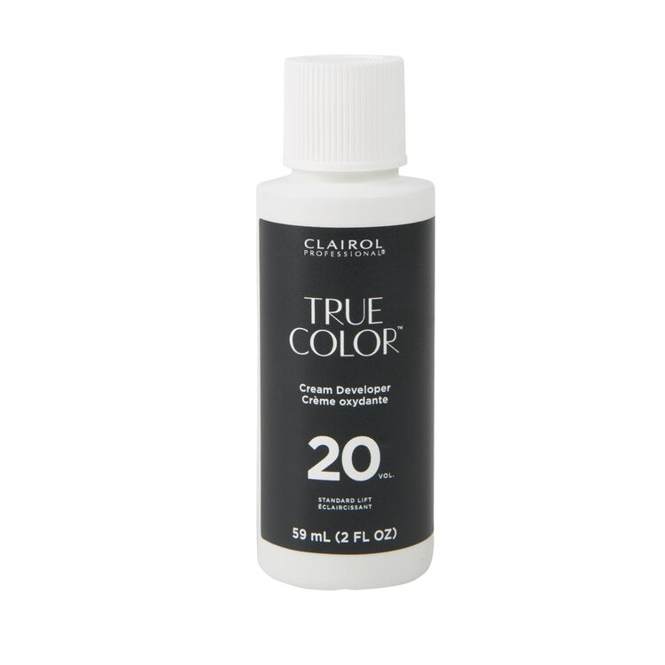 True Color 20 Volume Cream Developer