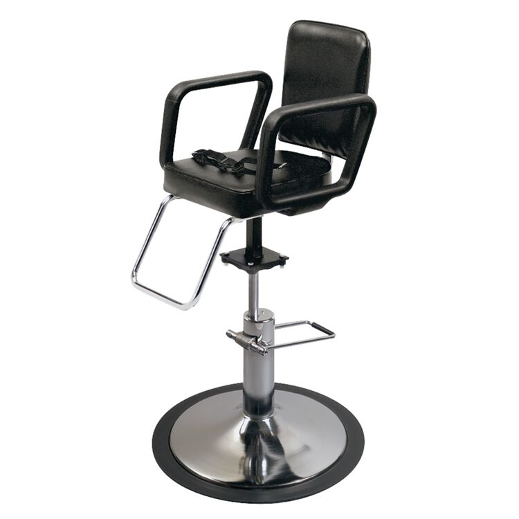 Cool Lambada Kids Hydraulic Styling Chair Model 4370 Black Gmtry Best Dining Table And Chair Ideas Images Gmtryco