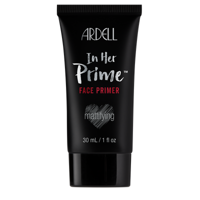 In her Prime Face Primer Mattifying
