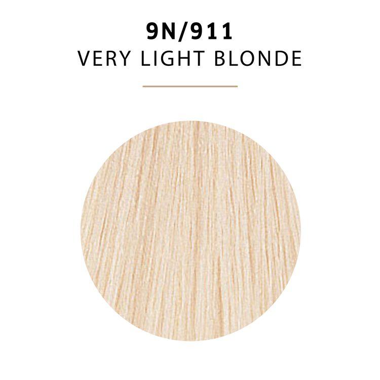 Very Light Blonde Color Charm Liquid Permanent Hair Color