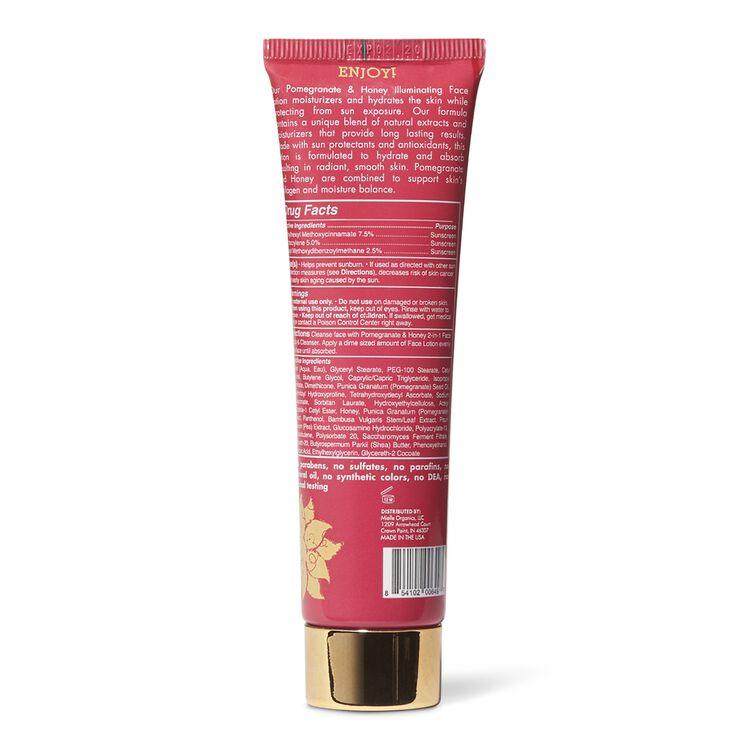 Pomegranate & Honey Illuminating Face Lotion with SPF 15
