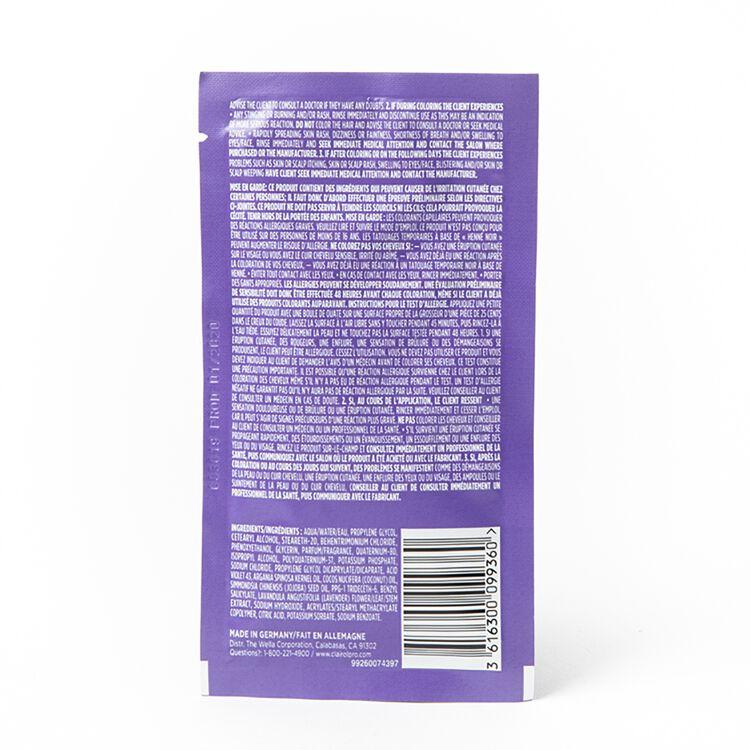 Shimmer Lights Violet Toning Mask Packette