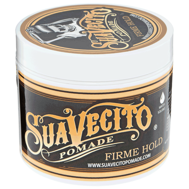 Firm Hold Pomade. by Suavecito