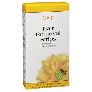 Body Hair Removal Strips