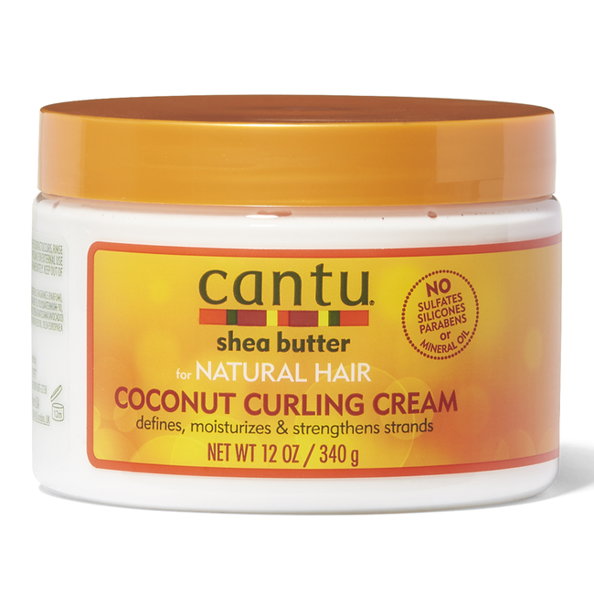 226d78a3f Cantu Coconut Curling Cream | Curly Hair | Sally Beauty