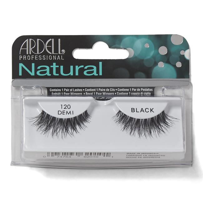 ddd81af4d2f Natural #120 Demi Black Lashes by Ardell | Eyelash Extensions ...