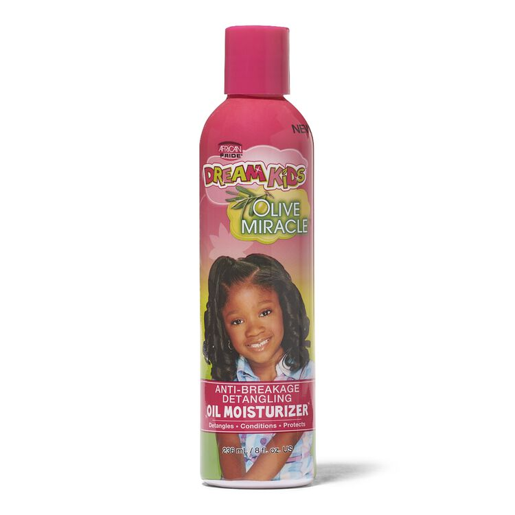 Kids Olive Oil Miracle Oil Lotion