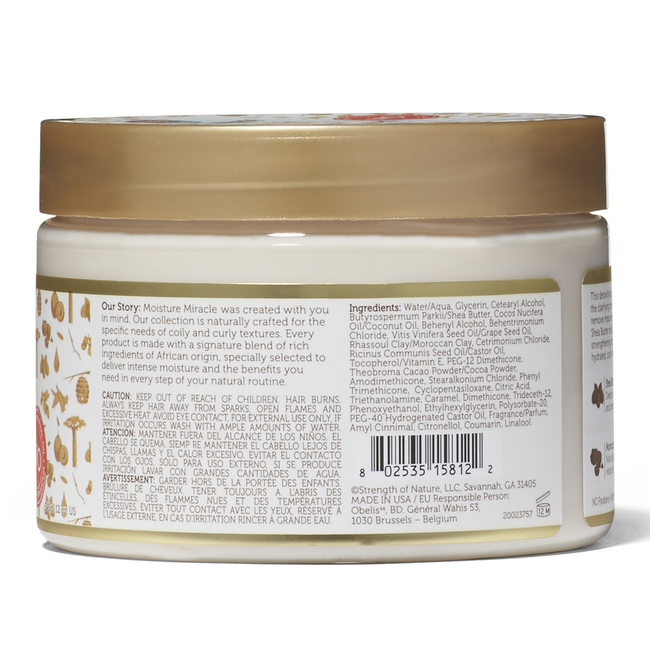 Detox & Soften Heat Activated Masque