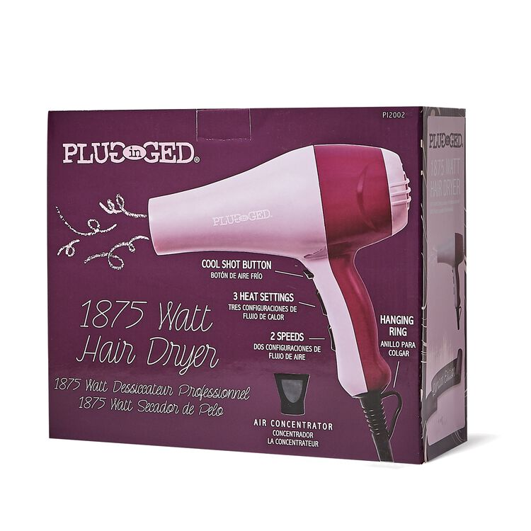 Heat Master Series Hair Dryer