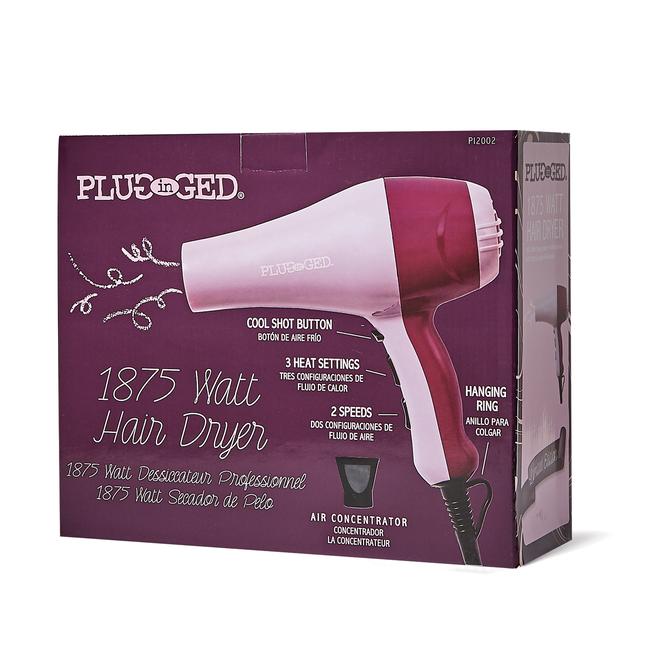 Heat Master Series Hair Dryer