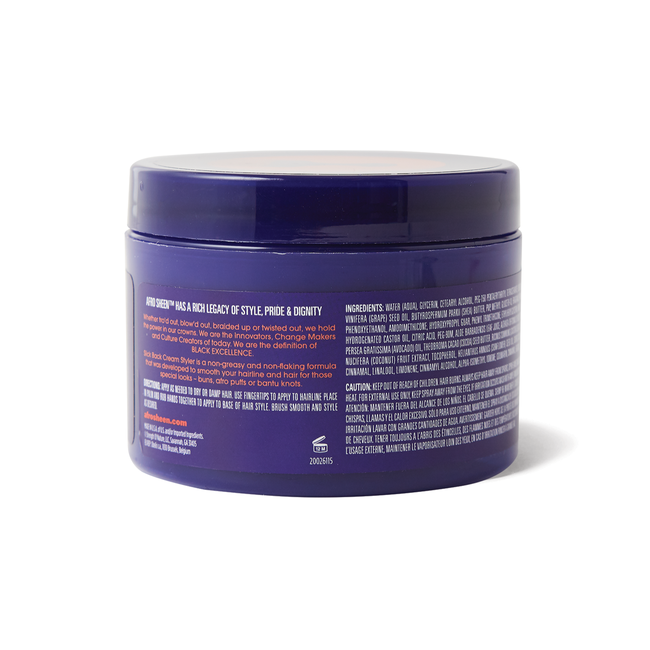 Slick Back Cream Styler