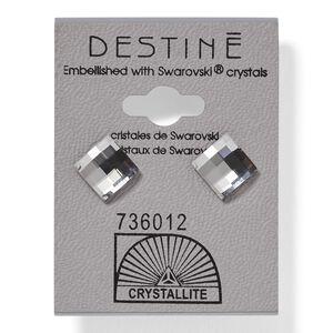 Destine Multiple Edge Crystal Earrings